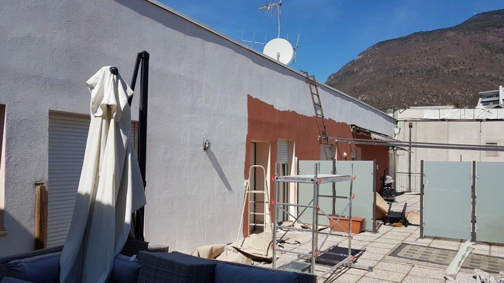 20170330 141215Medium 1024x576 - Sanierung einer Wohnungsfassade, Mayr-Nusser-Str.