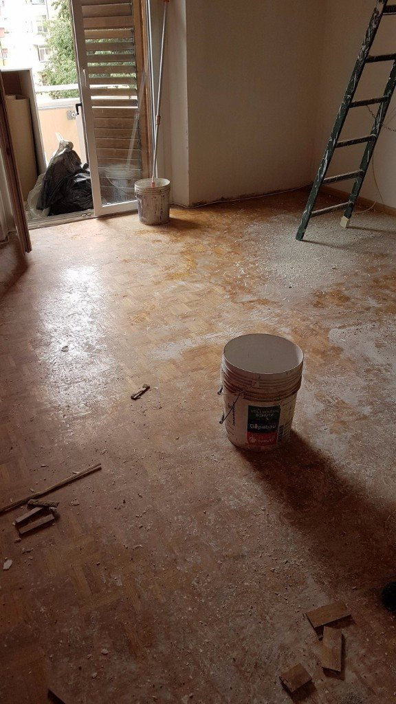 Malerarbeiten und Fußböden, Eigentumswohnung Turinerstr. condominio ipes ristrutturazione01ee35e9 be83 45bc b06f 4e6801e53e59