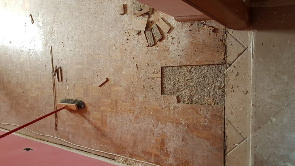Malerarbeiten und Fußböden, Eigentumswohnung Turinerstr. condominio ipes ristrutturazione20160630 152235 CopiaMedium
