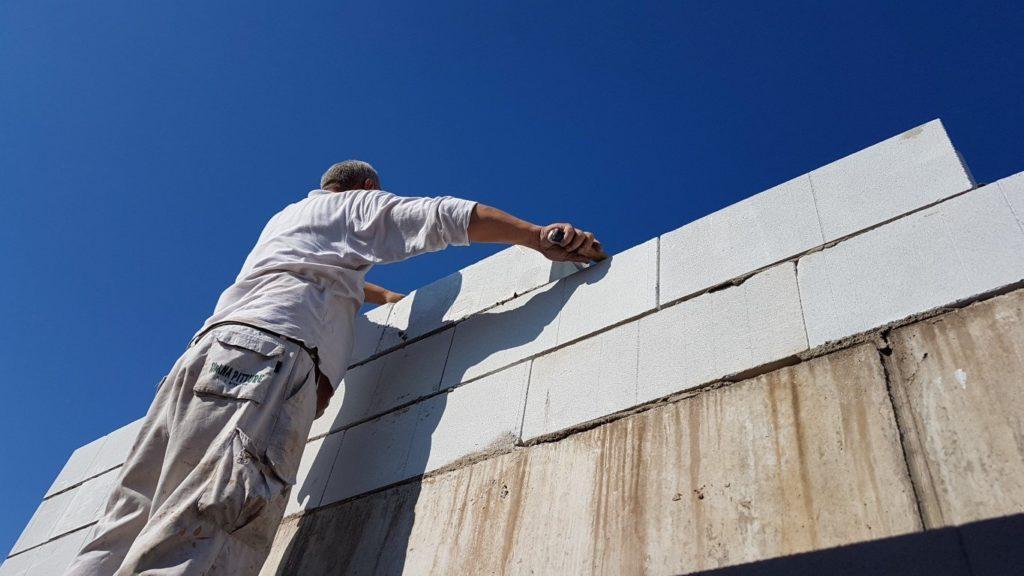 isolamento bolzano20160927 153413Medium 1024x576 - Isolamento soffitto Cantiere in Zona Industriale Bolzano