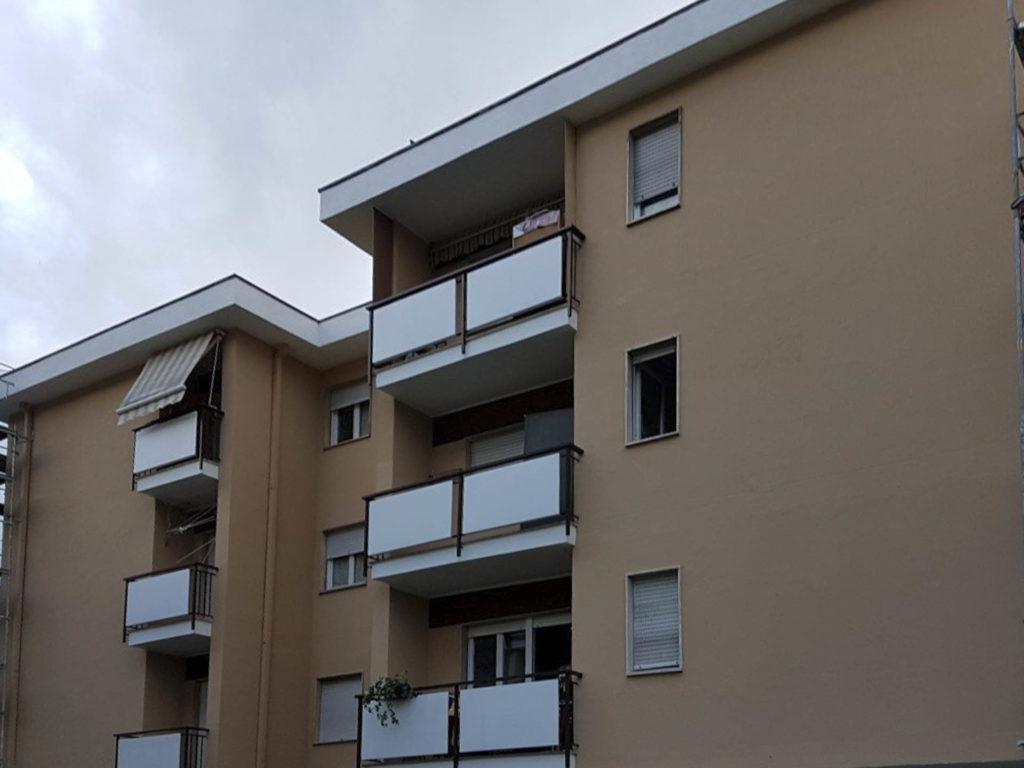 rifacimento parete esterna bolzano20160611 201921Medium 1024x768 - Rifacimento facciata esterna Cantiere Maso Della Pieve Condominio Ambra