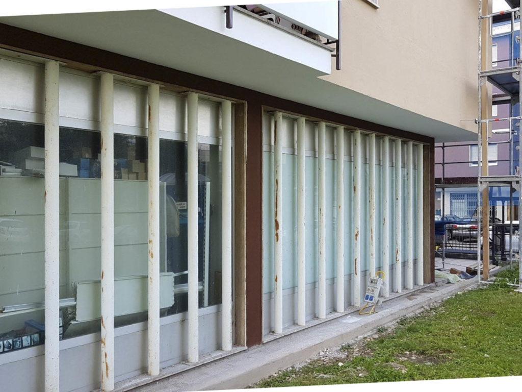 rifacimento parete esterna bolzano20160624 065145Medium 1024x768 - Rifacimento facciata esterna Cantiere Maso Della Pieve Condominio Ambra