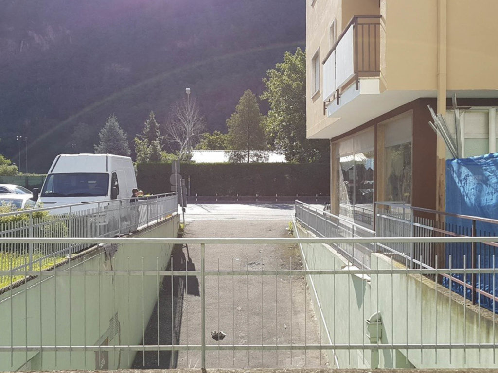 rifacimento parete esterna bolzano20160707 092445Medium 1024x768 - Rifacimento facciata esterna Cantiere Maso Della Pieve Condominio Ambra