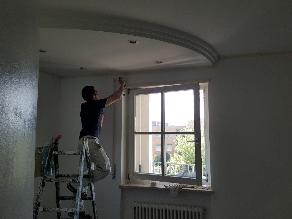 ristrutturazione appartamento salorno20160430 115445Medium - Renovierung einer Wohnung in Salurn