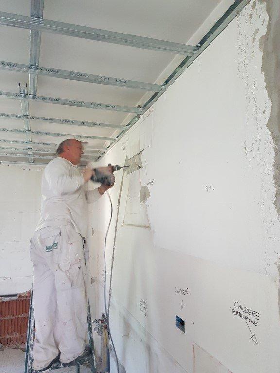 ristrutturazione appartamento salorno20160525 151323Medium - Renovierung einer Wohnung in Salurn