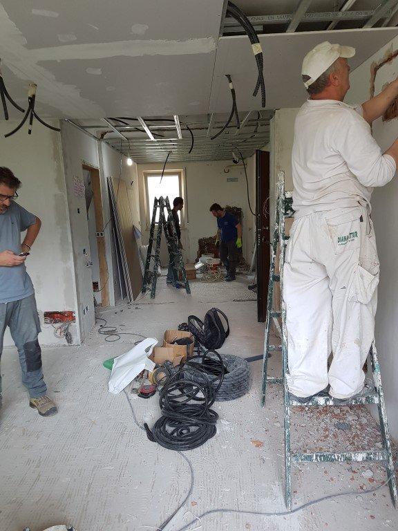 ristrutturazione appartamento salorno20160526 142008Medium - Renovierung einer Wohnung in Salurn