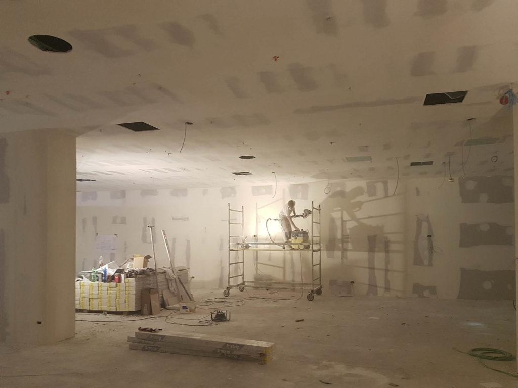 ristrutturazione negozio kalvin klein tommy hilfiger20170825 162041 1024x768 - Ristrutturazione Negozi Tommy Hilfiger e  Calvin Klein