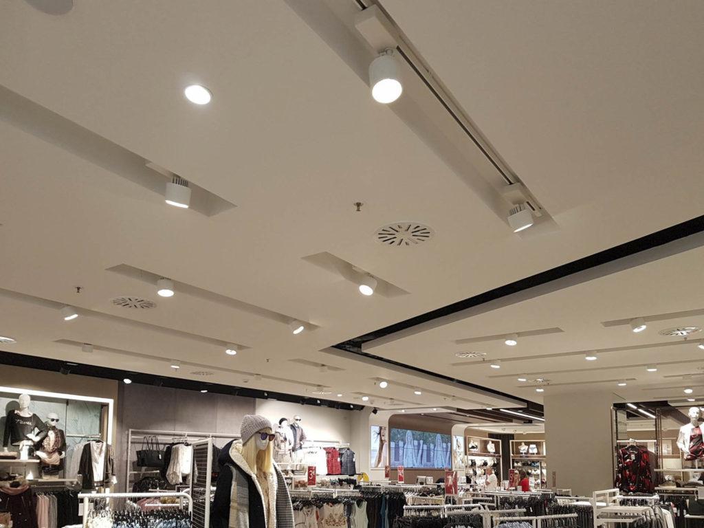 ristrutturazione negozio kalvin klein tommy hilfiger20170909 153840 1024x768 - Ristrutturazione Negozi Tommy Hilfiger e  Calvin Klein