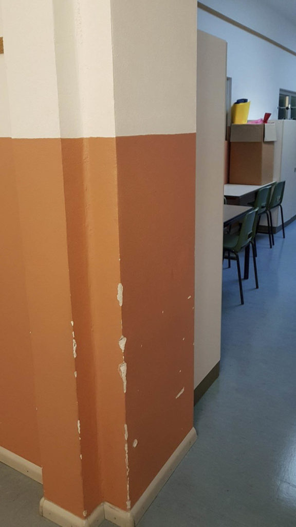 ristrutturazioni scuola pestalozzi20160824 081200Medium 576x1024 - Malerarbeiten Pestalozzi-Grundschule