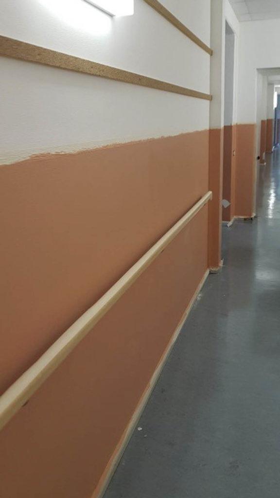 ristrutturazioni scuola pestalozzi20160826 081315Medium 576x1024 - Tinteggiatura pareti Scuola Elementare Pestalozzi
