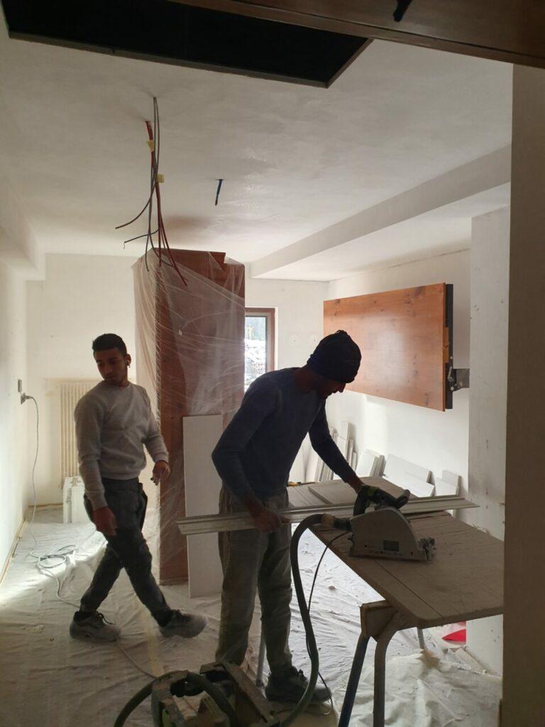 20191126 104351 768x1024 - Baustelle Hotel Miramonti