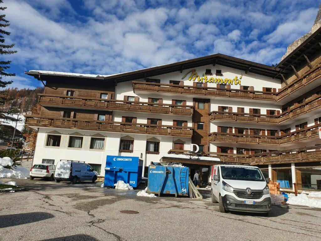 20191126 104753 1024x768 - Baustelle Hotel Miramonti