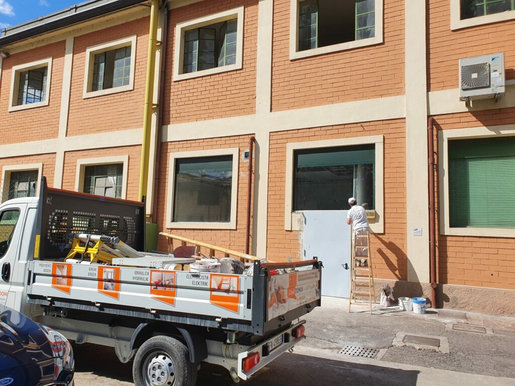 20200605 162021 1024x768 - Baustelle Acciaierie Valbruna