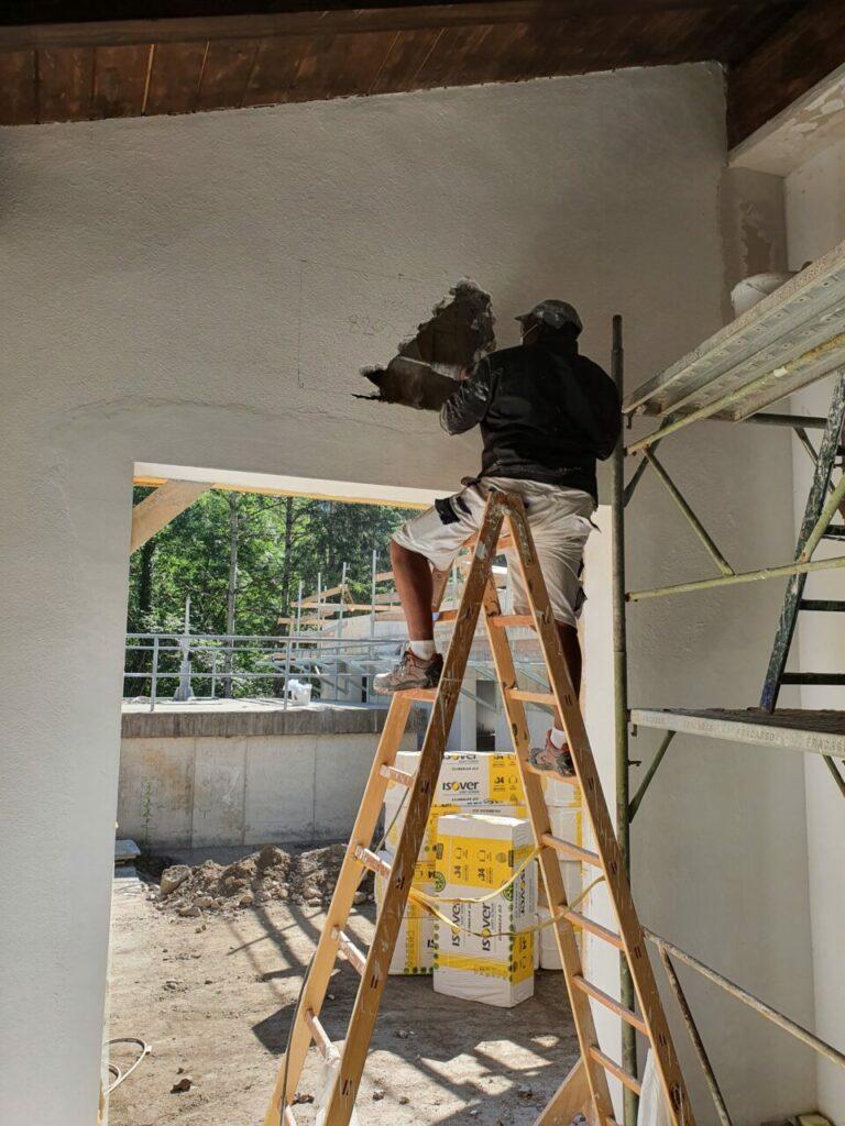 Baustelle St. Pankraz 20200709 093940