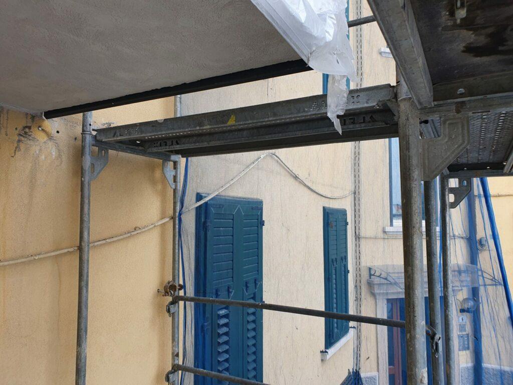 20200924 105659 1024x768 - Baustelle Triestestr. Bozen Balkone