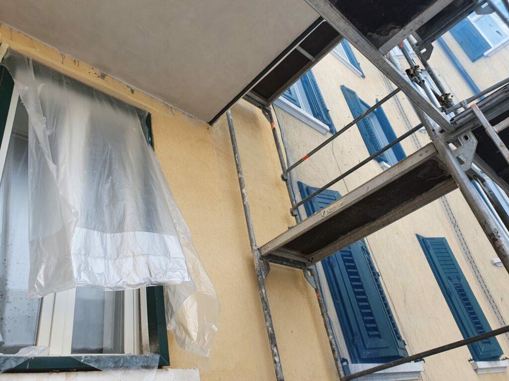 20200924 105727 1024x768 - Baustelle Triestestr. Bozen Balkone