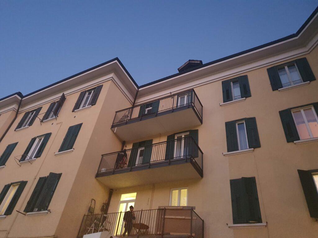 20201218 165820 1024x768 - Baustelle Triestestr. Bozen Balkone