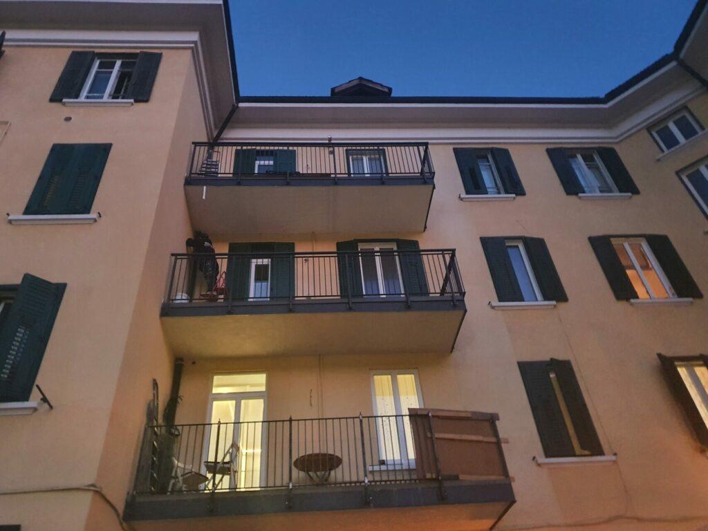20201218 170020 1024x768 - Baustelle Triestestr. Bozen Balkone